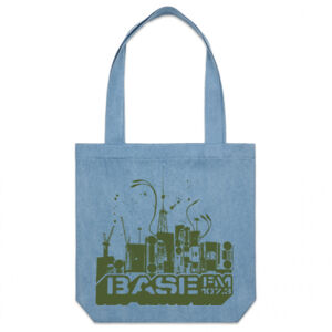 Base City Tote - AS Colour DENIM CARRIE TOTE Thumbnail